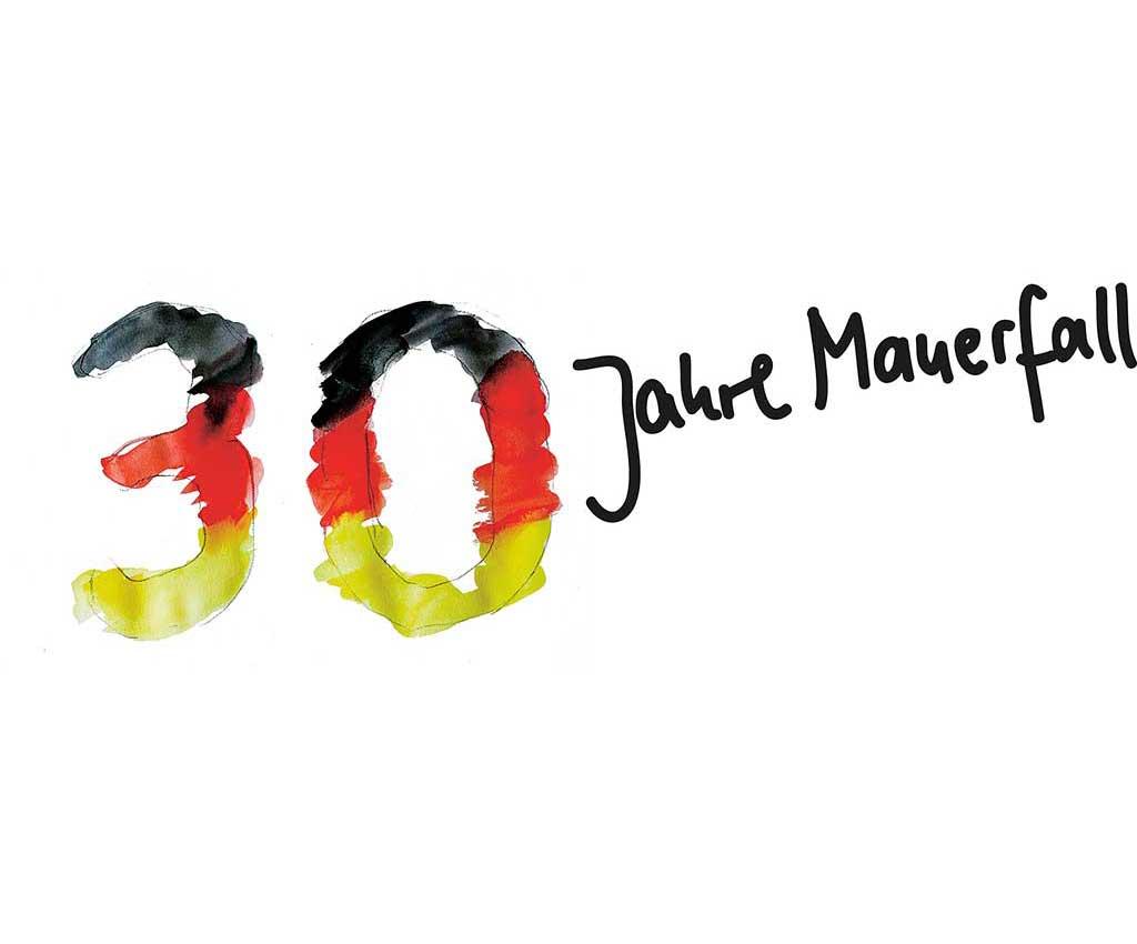 30 Jahre friedliche Revolution & Mauerfall