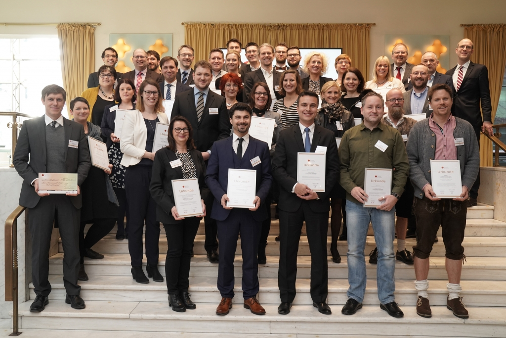 Deutscher Lehrerpreis Preisverleihung in Nürnberg 2017