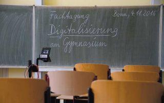 Fachtagung in Bonn zu Digitalisierung am Gymnasium