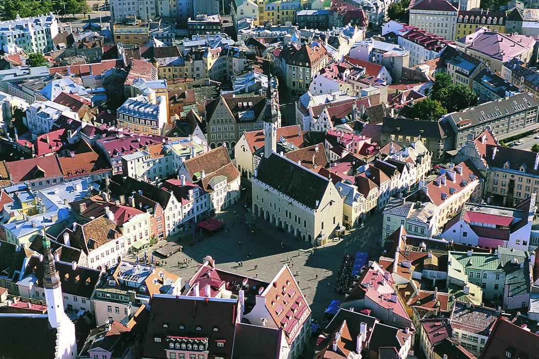 Profil-Lehrerreise Baltische Städte