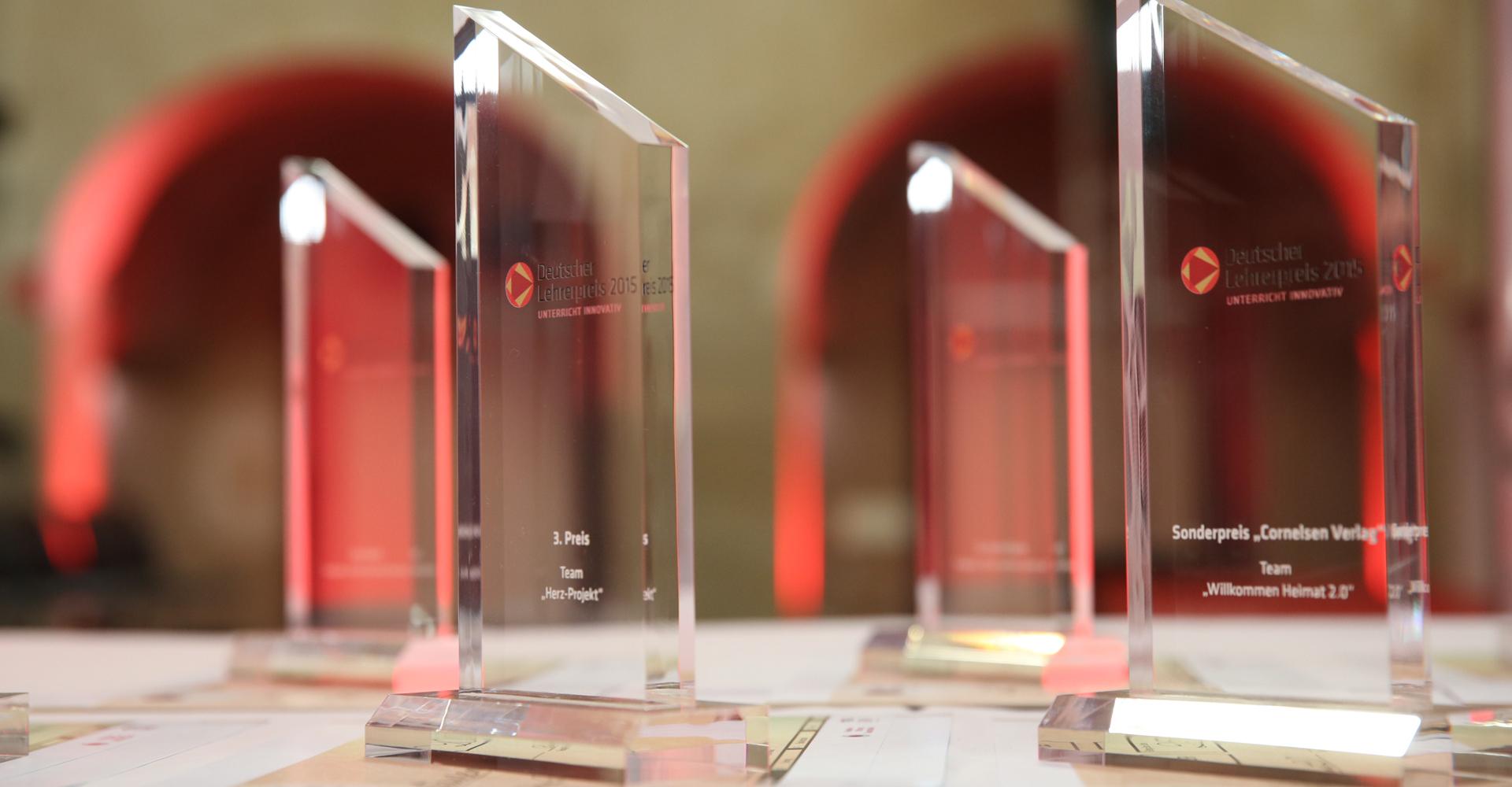 Deutscher Lehrerpreis 2018: Jetzt werden wieder innovative Helden der Schule gesucht