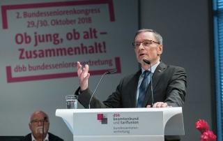 2. Bundesseniorenkongress 2018 - Klaus von Klitzing