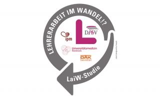 LaiW-Studie Logo Lehrerarbeit im Wandel!?