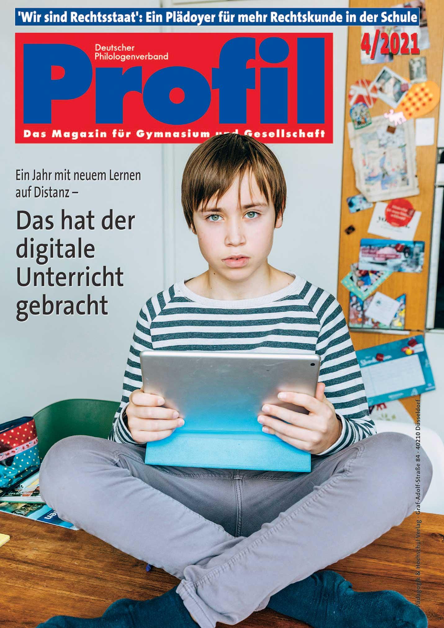 Titel Profil Ausgabe 4/2021