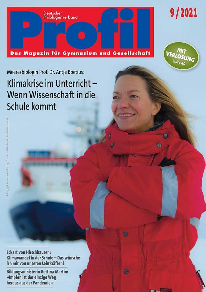 Titel Profil Ausgabe 9/2021