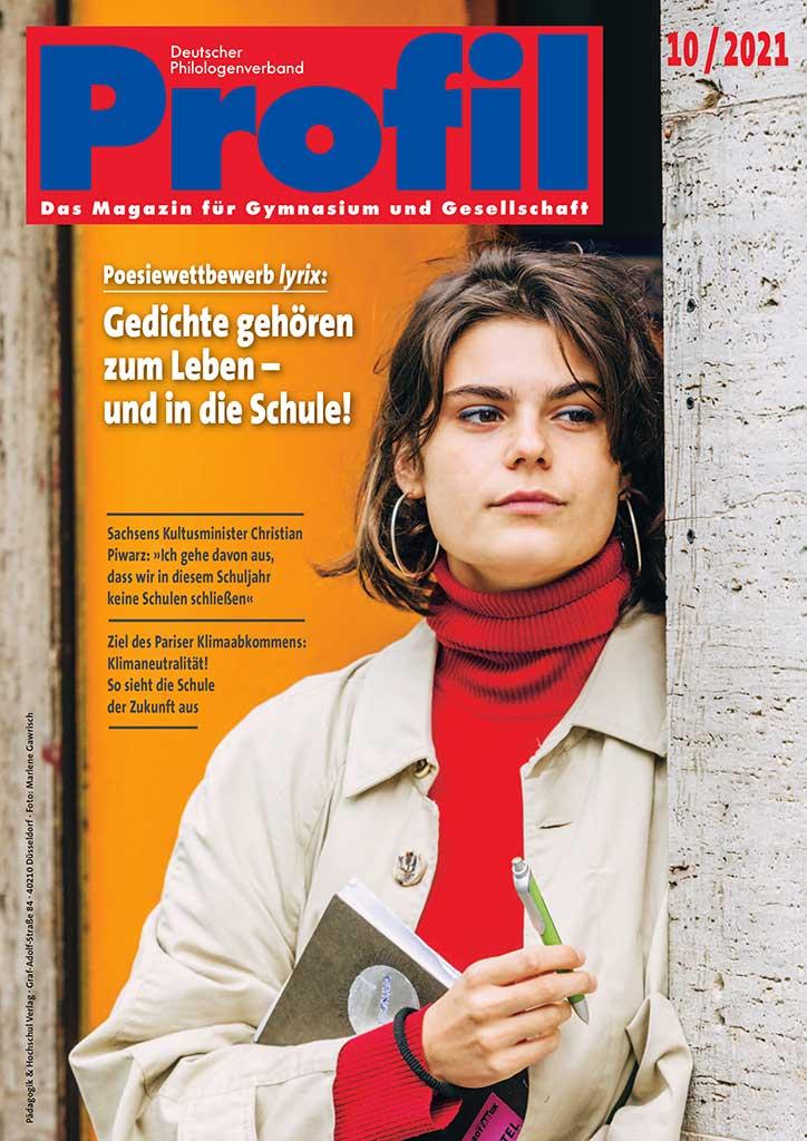 Titel Profil Ausgabe 10/2021