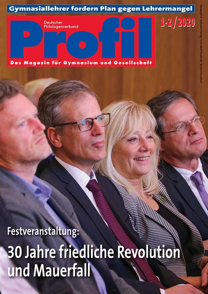 Titel Profil Ausgabe 01-02/2020