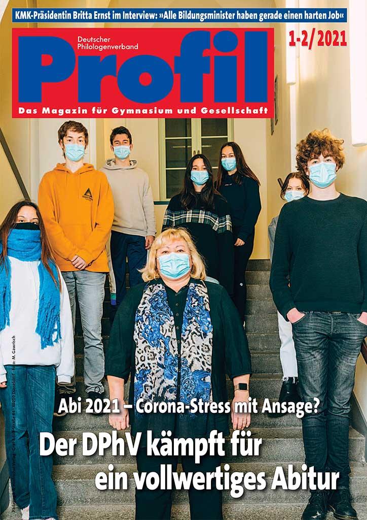 Titel Profil Ausgabe 1-2/2021
