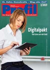 Profil Gesellschaftsmagazin Ausgabe 03/2019