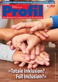 Profil Lehrerzeitschrift Ausgabe 04/2019