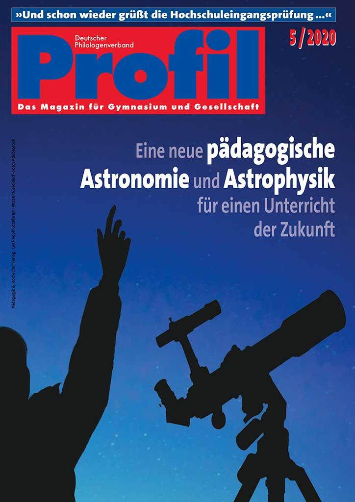 Titel Profil Ausgabe 05/2020