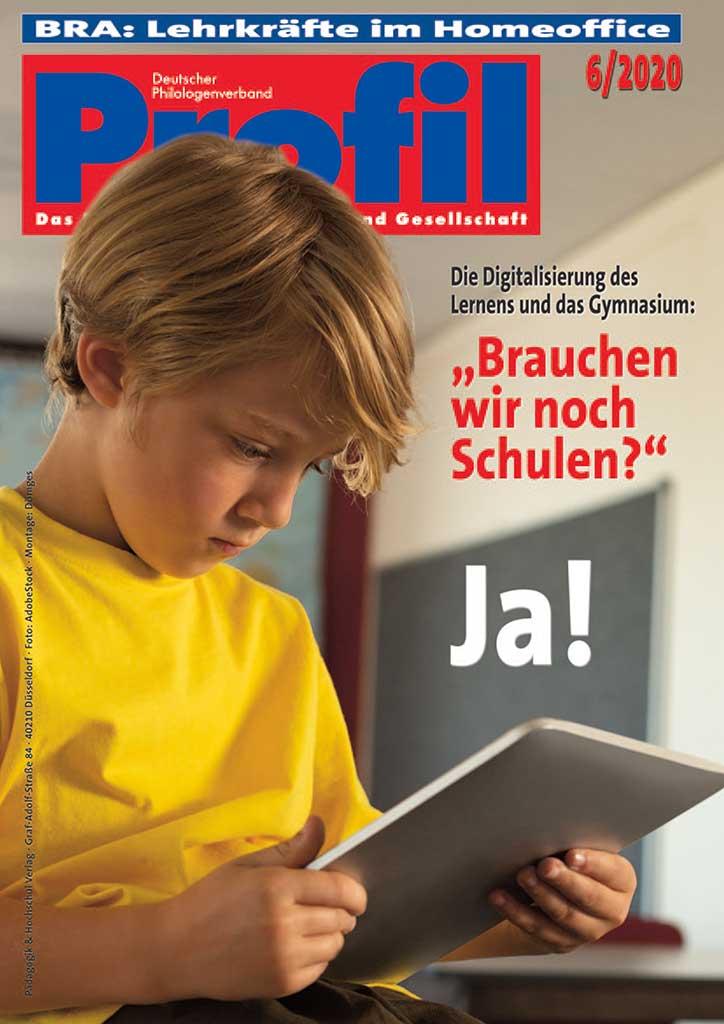 Titel Profil Ausgabe 06/2020