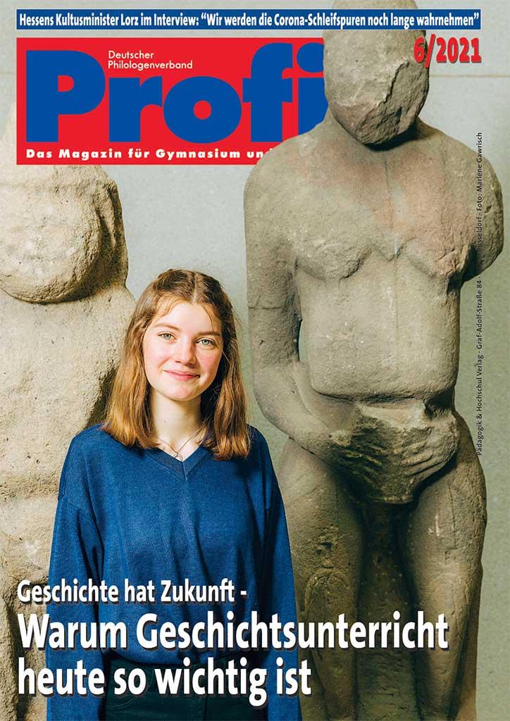 Titel Profil Ausgabe 6/2021