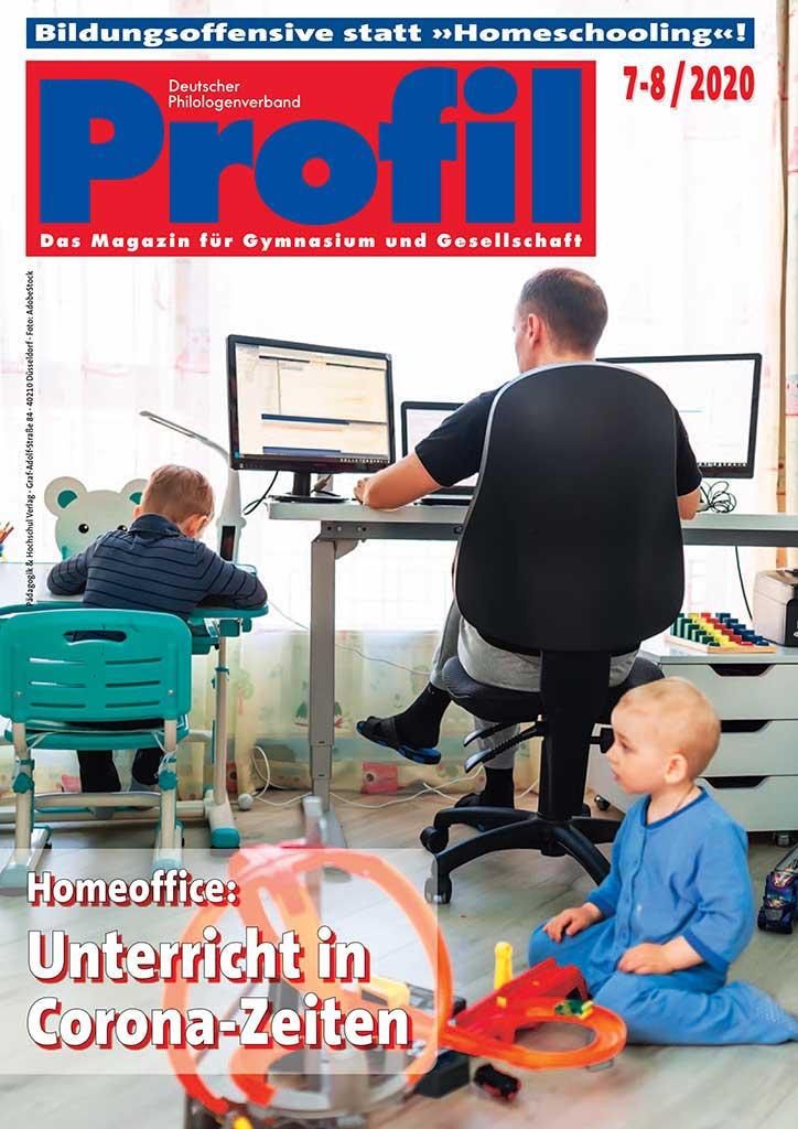 Titel Profil Ausgabe 07-08/2020
