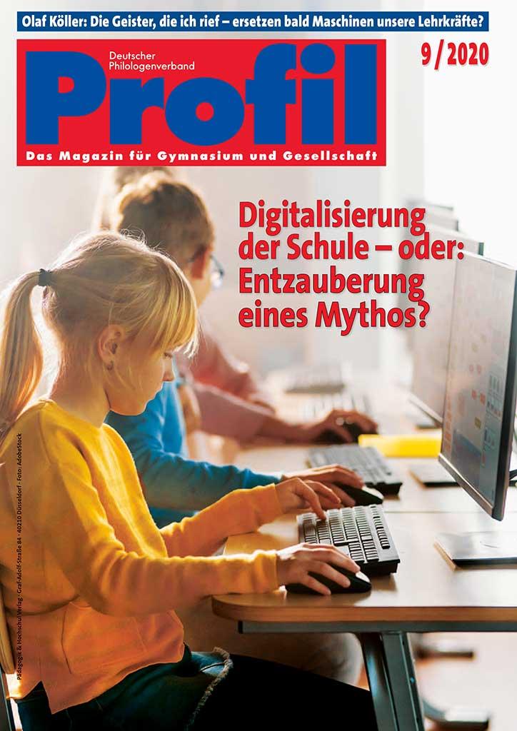 Titel Profil Ausgabe 09/2020