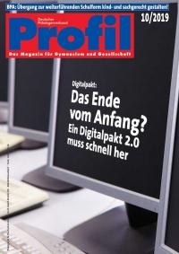 Titelbild Profil Magazin 10/2019