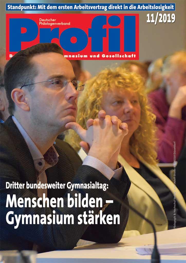 Titel Profil Ausgabe 11/2019