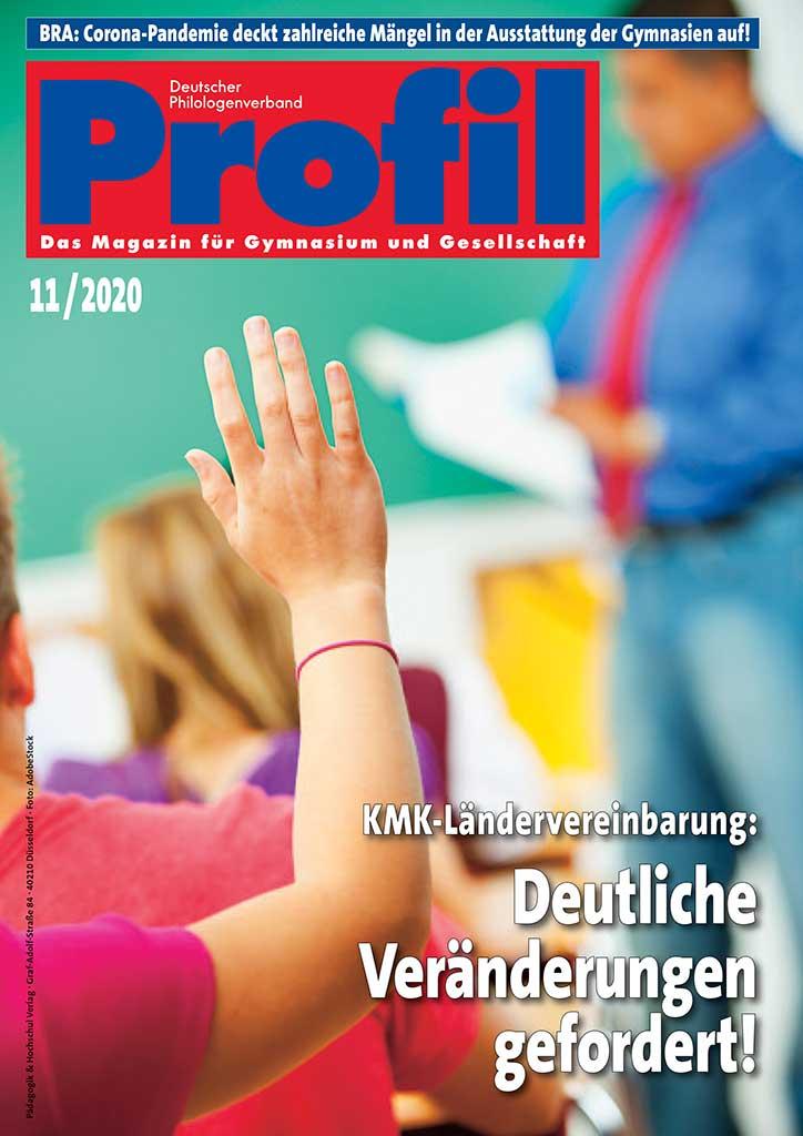 Titel Profil Ausgabe 11/2020