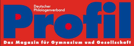 Profil – Das Magazin für Gymnasium und Gesellschaft Mobile Retina Logo