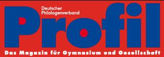 Profil – Das Magazin für Gymnasium und Gesellschaft Logo