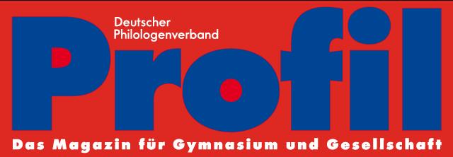 Profil – Das Magazin für Gymnasium und Gesellschaft Retina Logo